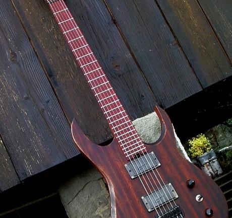 Hufschmid Guitars – H6 'Pure Rust' Review