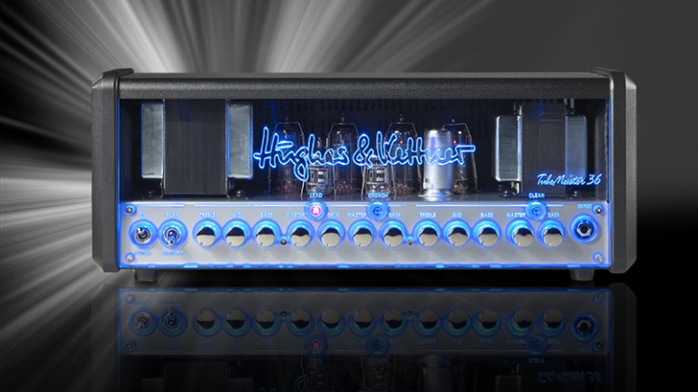 Hughes & Kettner Tubemeister 36 Now Available In UK
