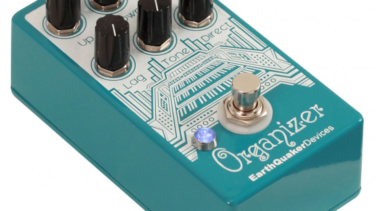Earthquaker Devices Organizer – Polyphonic Organ Emulator Review