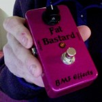 BMF Effects - Fat Bastard Boost Guitar Pedal