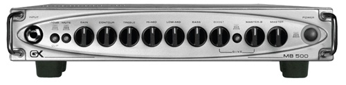 Gallien-Krueger MB500 Bass Amp Head Review