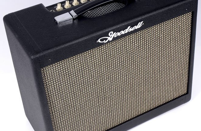 Goodsell Super 17 Guitar Amplifier Review