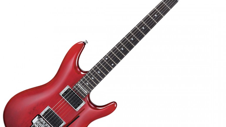 Ibanez JS100 Electric Guitar Review
