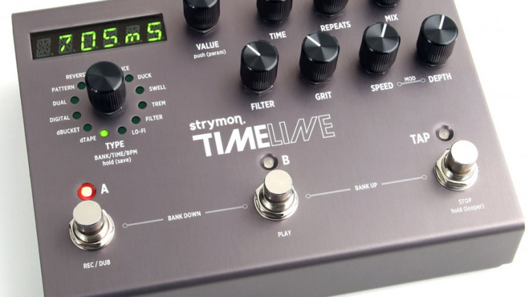 Strymon Timeline Review