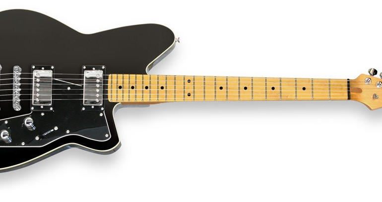 Reverend Jetstream HB Electric Guitar Review