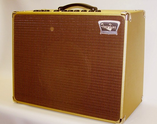 Tone King Meteor II Guitar Amplifier Review