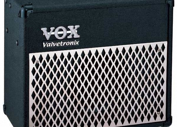 Vox Valvetronix AD15VT Amplifier Review