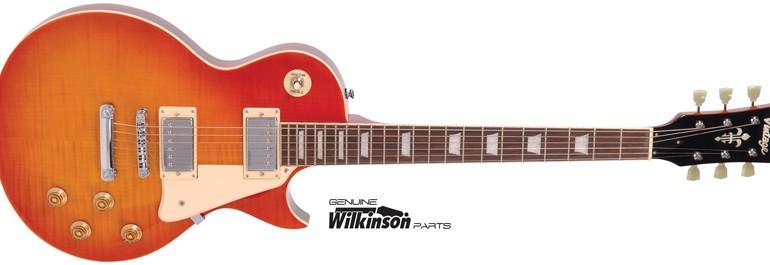 Vintage V100 Electric Guitar Review