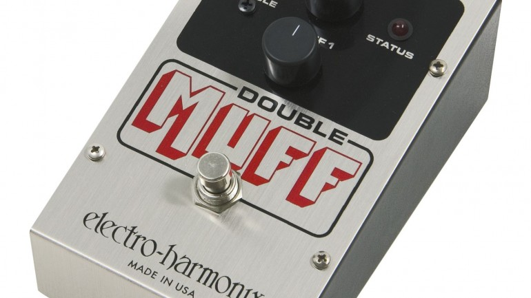 Electro-Harmonix – Double Muff (Large Original) Distortion Pedal Review