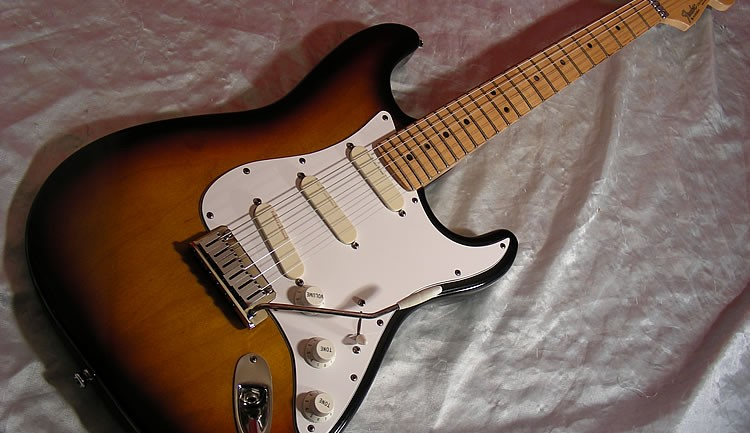 1991 Fender Stratocaster Plus Guitar Review
