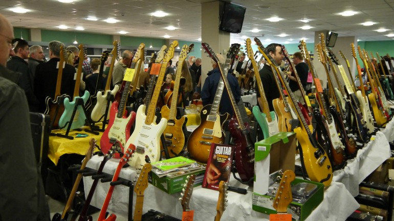 The North East Guitar Show 2012 Preview