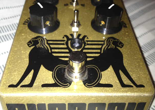Black Arts Toneworks Pharaoh Fuzz Pedal Review