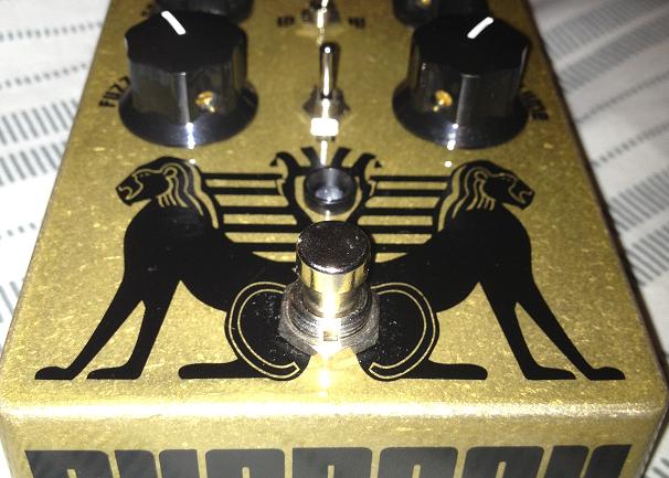 Black Arts Toneworks Pharaoh Fuzz Pedal Review