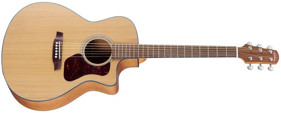 Walden G570CE Acoustic Guitar Review