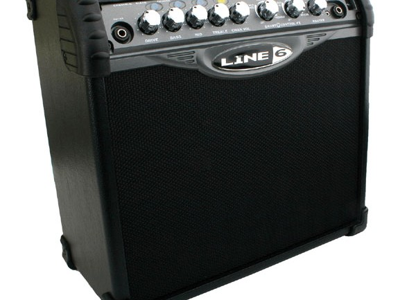 Line 6 – Spider 2 Amplifier Review