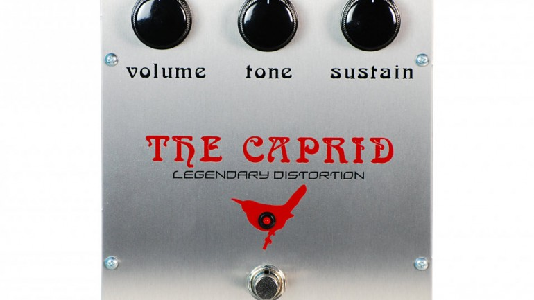 Wren And Cuff – The Caprid – Distortion Pedal Review