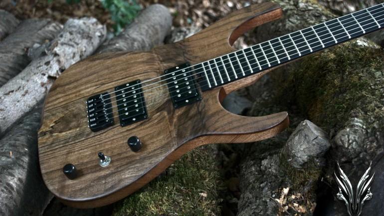 Hufschmid H6 Baritone Guitar Review