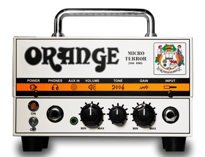 Orange Micro Terror Amplifier Review