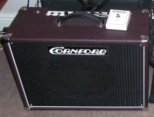 Cornford Hurricane Guitar Amplifier