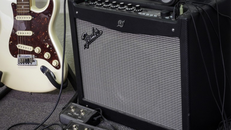 Fender Mustang III Amplifier Review