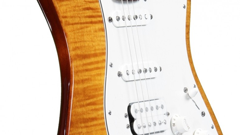 Fender Stratocaster Select HSS Electric Guitar Review