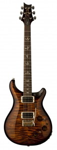 PRS P22 Trem Black Gold Burst
