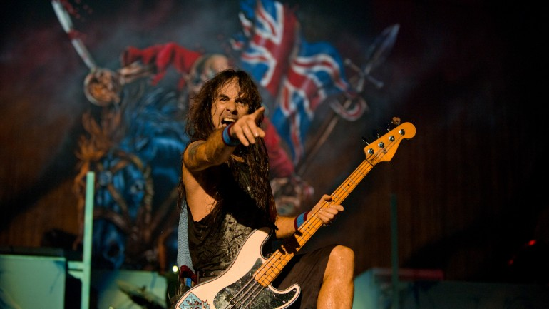 Seymour Duncan Announces Steve Harris Signature Bass Pickup