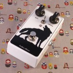 Fredric Effects announce the Grumbly Wolf Effects Pedal