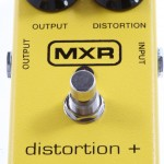 MXR Distortion+ Pedal Review