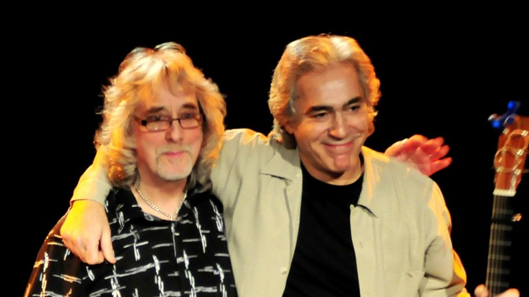 Guitar Legends Gordon Giltrap & Woody Mann to play Landmark Arts Centre, London
