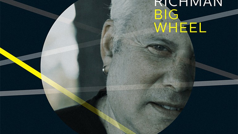 Jazz Guitarist Jeff Richman Announces New Release: Big Wheel