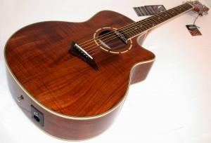 Dean Koa Exotica Acoustic Guitar
