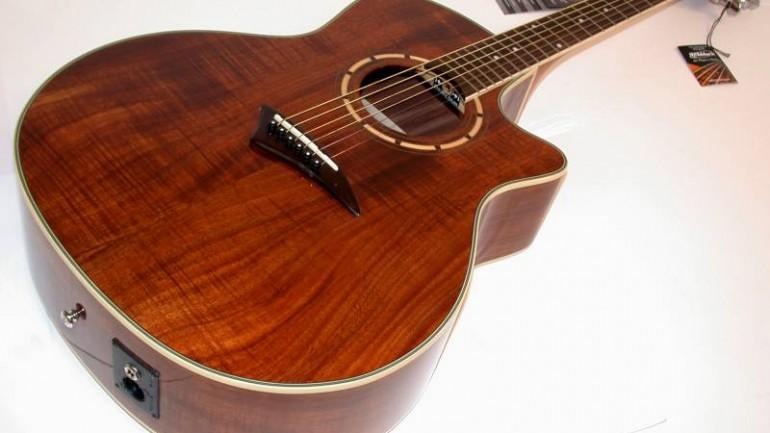 Dean Koa Exotica Acoustic Guitar Review