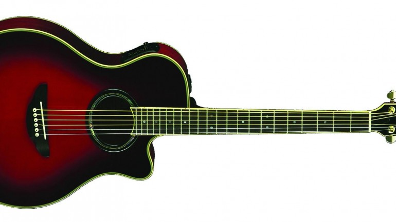 Yamaha APX-9C Guitar Review