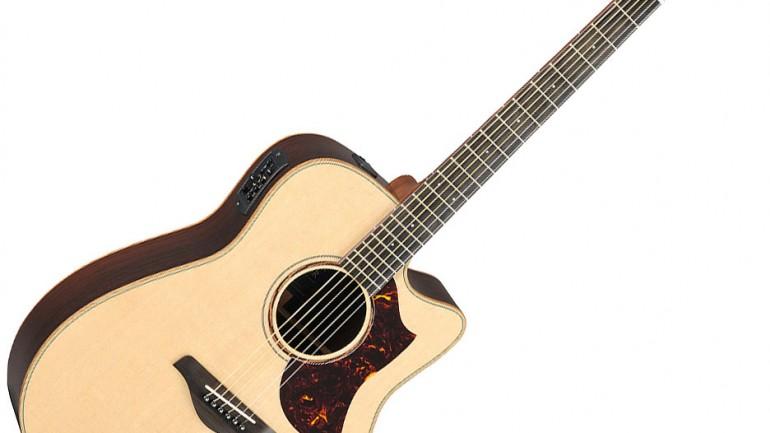 Yamaha A3R Acoustic Guitar Review