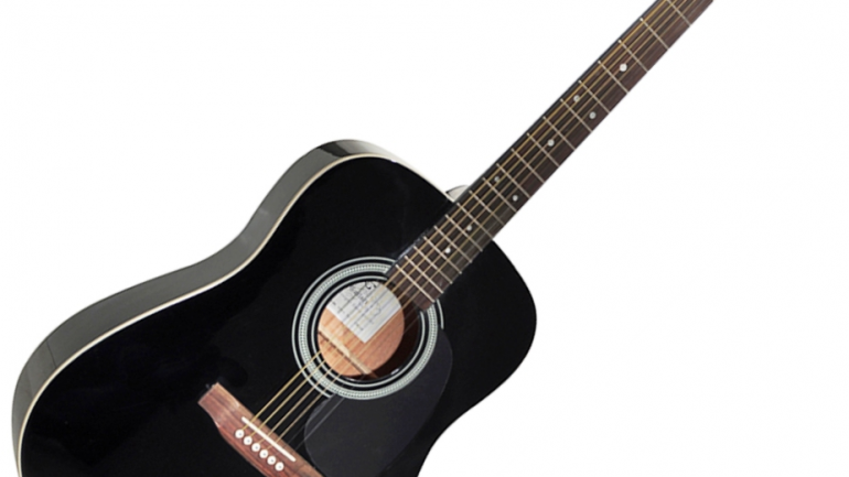 SX Dreadnought Acoustic Guitar Review