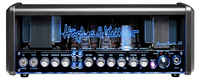 Hughes & Kettner reveals new guitar amplifier