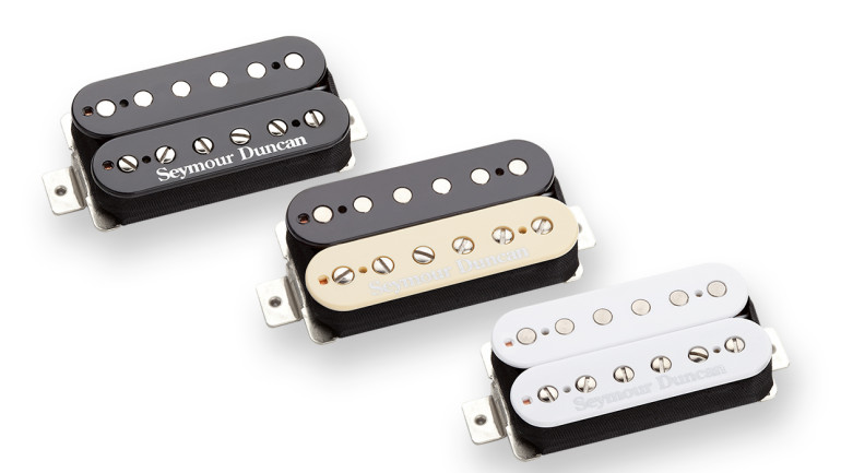 Seymour Duncan Releases The Jason Becker Perpetual Burn Humbucker