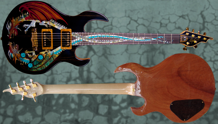 Virgil Guitars Uses Kickstarter to Fund Business