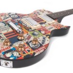 'The Beano' Full-Sized Electric Guitar