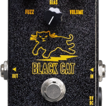 Black Cat Pedals introduces the N-Fuzz